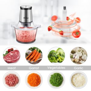 Kealive 10 Cup Electric Meat-Grinder