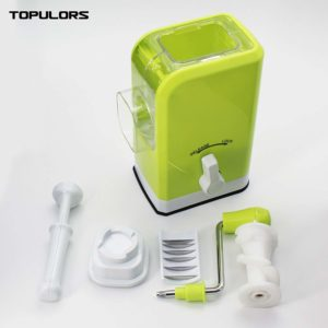 TOPULORS Manual Meat & Vegetable Grinder