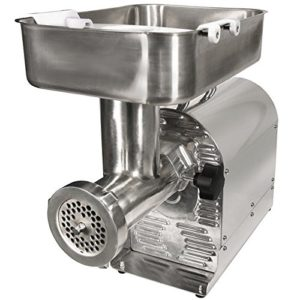 Weston 08-3201-W PRO-1050#32 Electric Meat Grinder & Sausage Stuffer