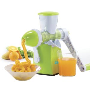 Zalik 4-In-1 Meat Grinder And Juicer