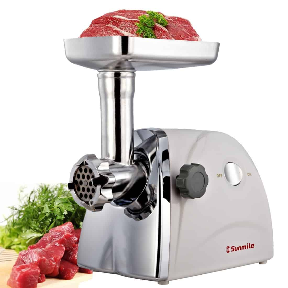 Sunmile Meat Grinder Reviews