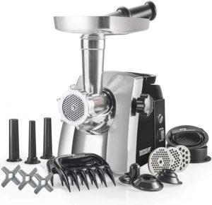 STX Turboforce Classic 2000 Series Electric Meat Grinder