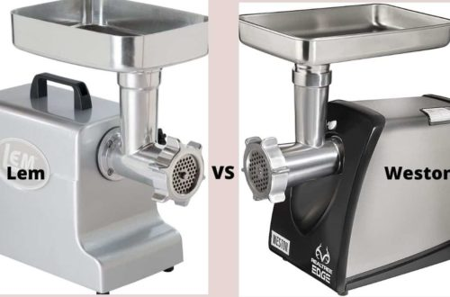 lem vs weston meat grinder