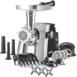 STX Turboforce Cadet Classic 2000 Series Electric Meat Grinder