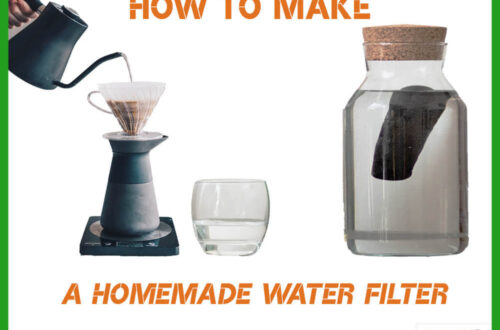 How to Make a Homemade Water Filter