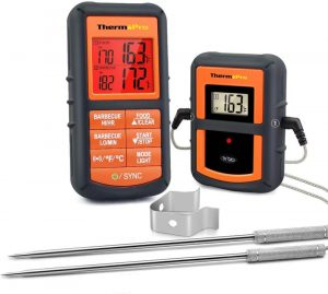 Wireless Digital Meat Thermometer for Grilling