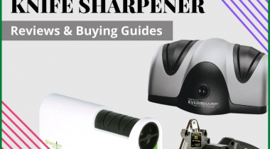 Top 10 Best Electric Knife Sharpener In This Year