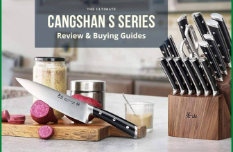 Cangshan S Series Review [The CangShan Knifes)