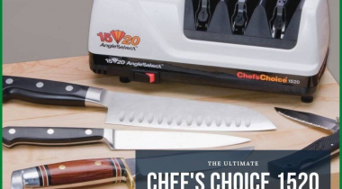 Chefs Choice 1520 Review- Most Un-Revealing Things