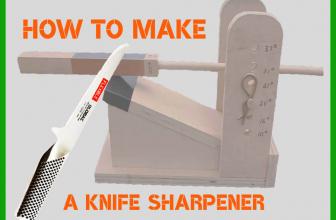How to Make a Knife Sharpener at Home (DIY- in 5 Steps)