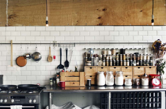 How to Keep a Kitchen Clean and Organized