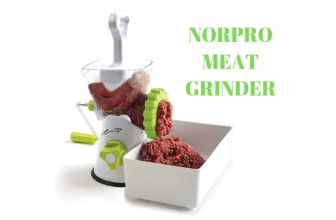 Norpro Meat Grinder Review [ A Must-Have product For Your Kitchen ]
